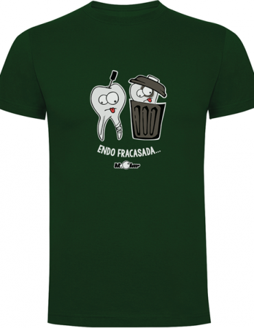 camisetas para dentistas molar design